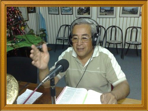 Fotolog de marfawstin: HUGO EN LA RADIO FM105,7